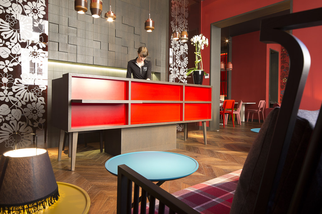 L 39 h tel d boutique hotel design incontournable for Hotel design strasbourg