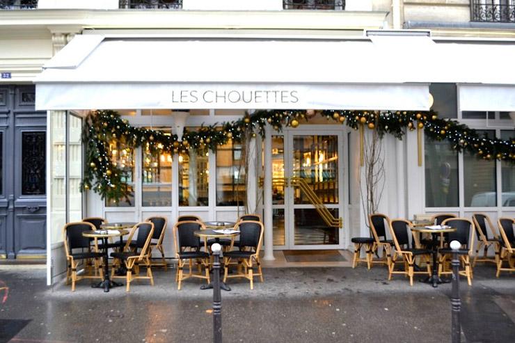 Meilleures Restaurants Lounge Paris