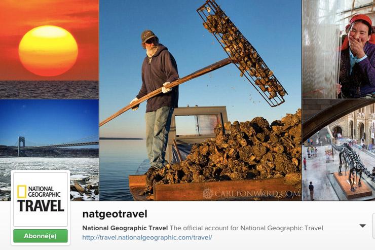 Découvrez les 18 comptes instagram à suivre pour inspirer vos prochains voyages
