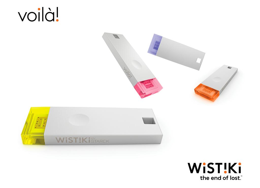 le wistiki voil l objet connect indispensable pour ne plus perdre ses cl s. Black Bedroom Furniture Sets. Home Design Ideas