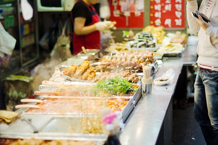 Paris accueille son premier Stree-Food Market