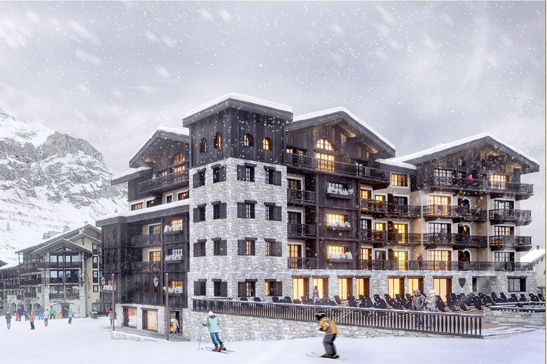 C'est l'une des ouvertures les plus attendues de la saison hivernale 2019/2020. En plein cœur de Val d'Isère, Mademoiselle ouvrira ses portes le 19 décembre prochain. Après Les Airelles à Courchevel, le 5-étoiles sera la seconde adresse alpine de la très exclusive collection d'hôtels et maisons « Airelles ».