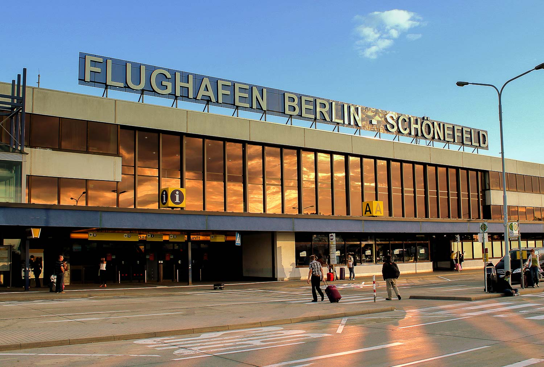 Aéroport de Berlin-Schönefeld © calflier001 (CC BY-SA 2.0, lien ci-dessous)