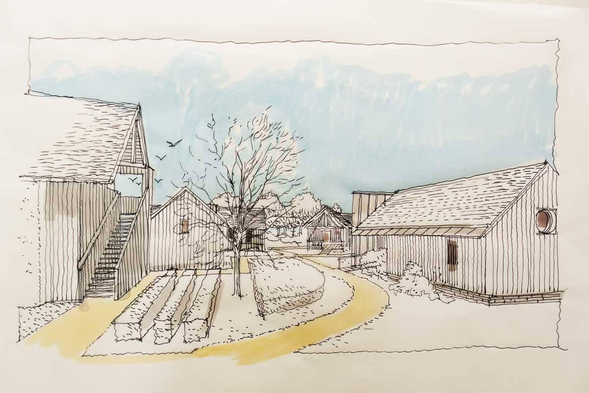 Les Sources de Cheverny ouvriront leurs portes au mois de septembre. Imaginé par les créateurs des Sources de Caudalie, seul palace du Bordelais inauguré il y a maintenant vingt ans, l'hôtel sera niché au cœur des vignes du Val de Loire et à deux pas du Château du même nom.