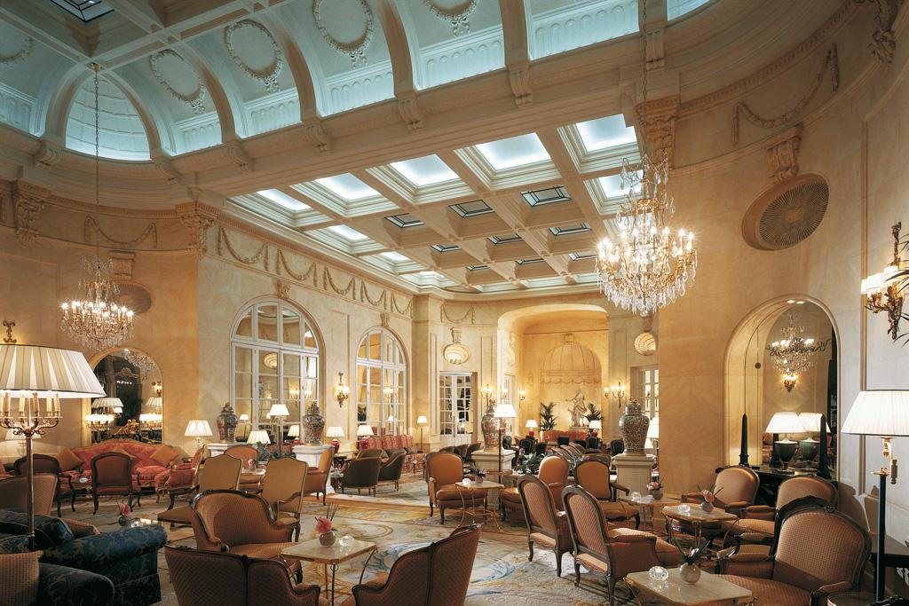 Ritz Madrid - Le futur Mandarin Oriental Madrid à l'horizon 2017