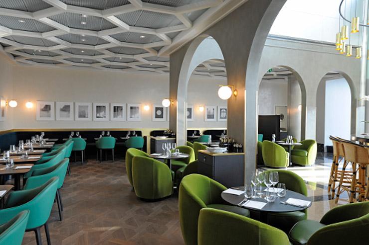 I Love Paris : une table aux ambitions gastronomiques signée du chef étoilé Guy Martin