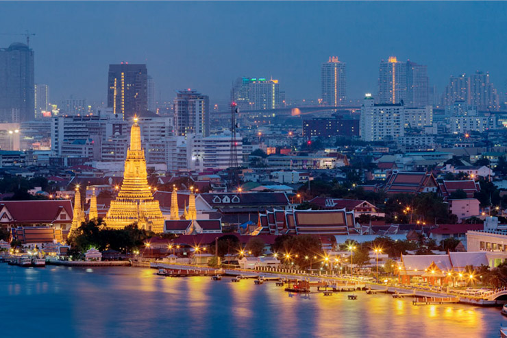 5 prochaines ouvertures d'hotels à bangkok- ici le Rosewood Bangkok
