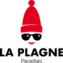 Logo La Plagne / Paradiski