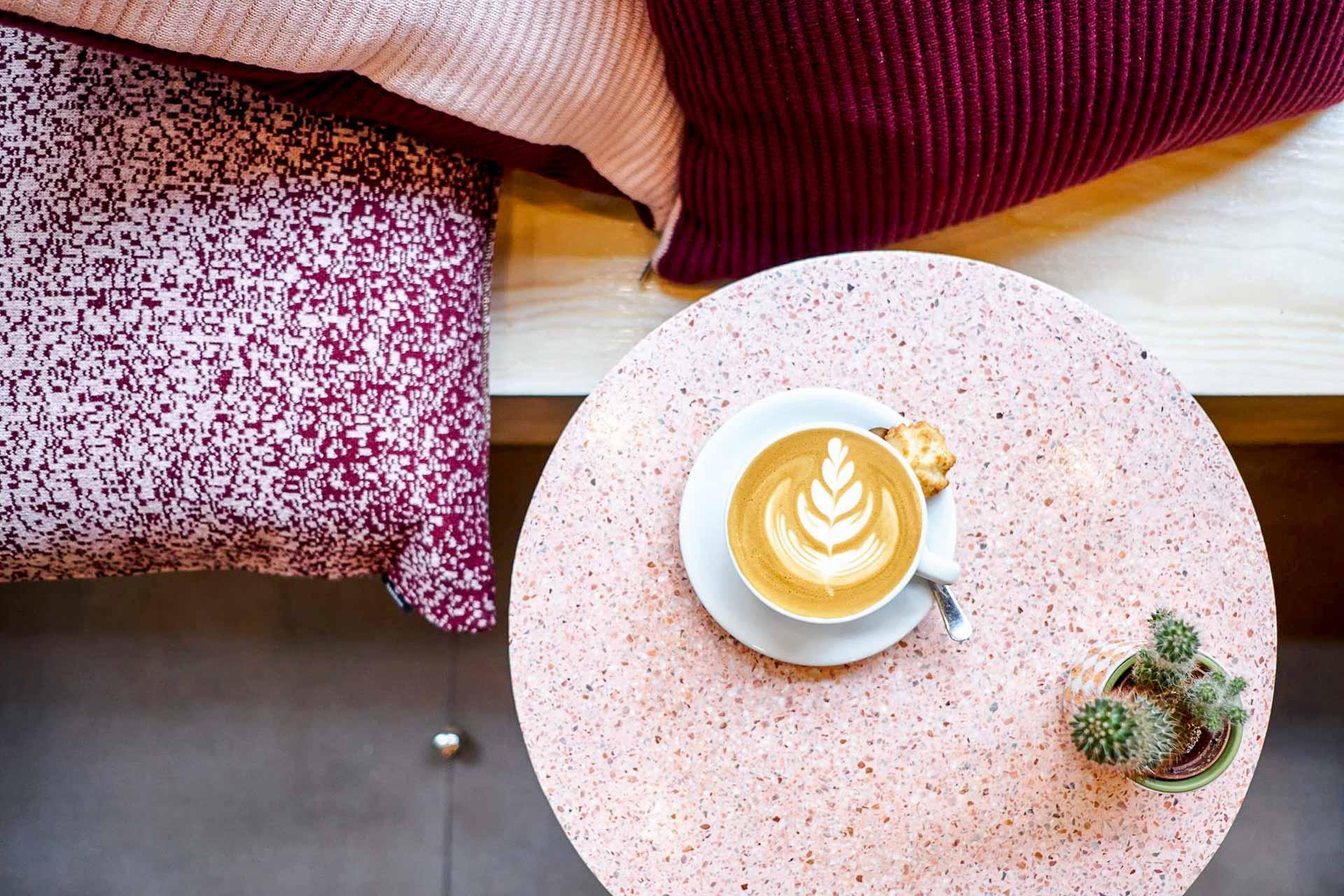 Cafuné Espresso Bar © DR