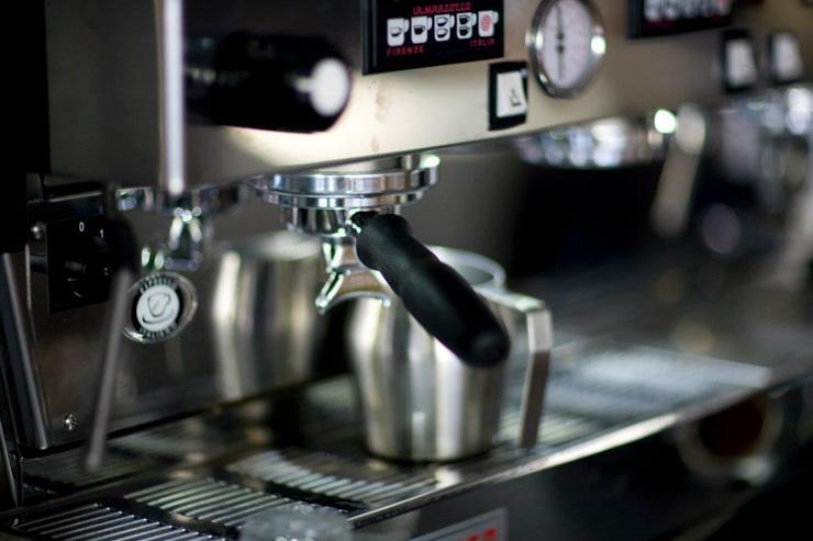 Federal Barcelona - Machine à café