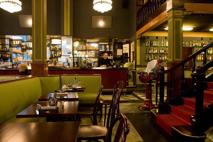 Bar Velódromo - Intérieur du café-bar-restaurant
