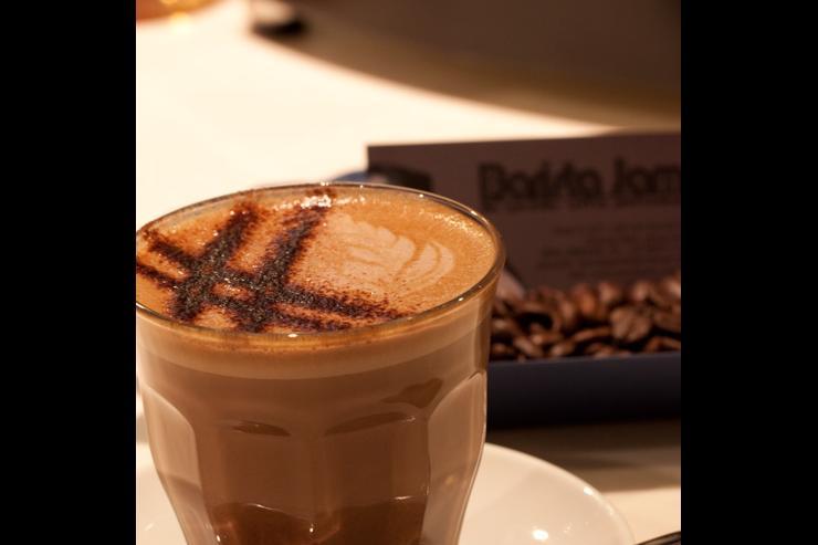Barista Jam - Café
