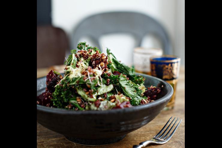 Grassroots Pantry - Cuisine végétarienne