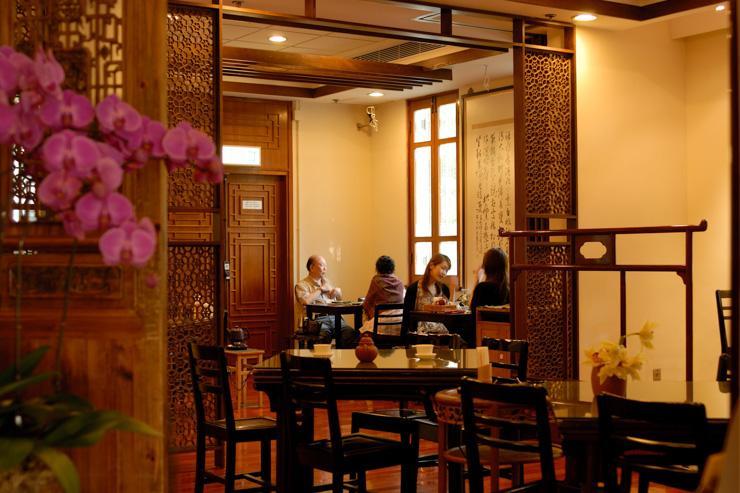 LockCha Tea House - Intérieur