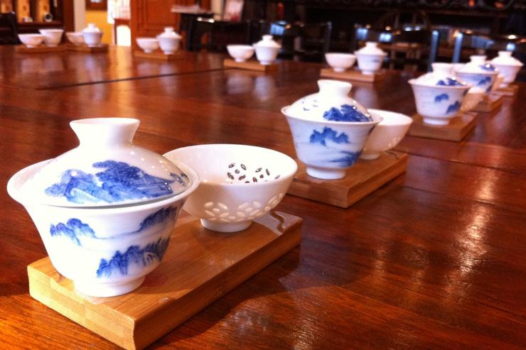 LockCha Tea House - Thés