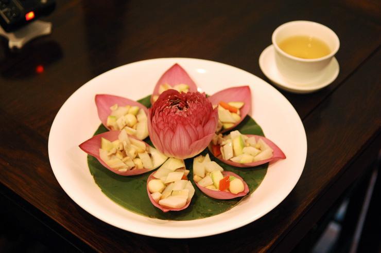 LockCha Tea House - Fruits