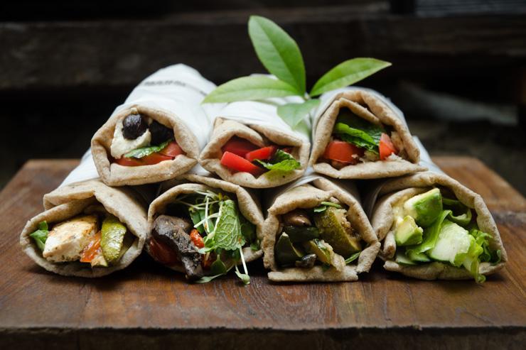 Mana! - Cuisine végétarienne