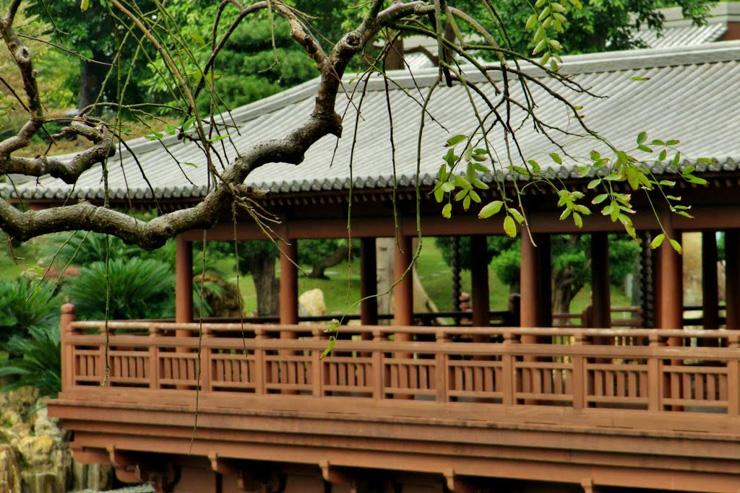 Song Cha Xie - Extérieur de la maison de thé
