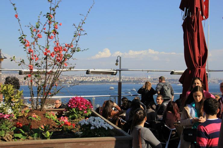 Terrasse du Galata Konak Café