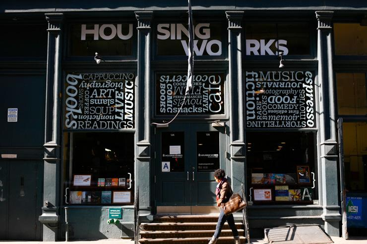 Housing Works Bookstore Café - Extérieur