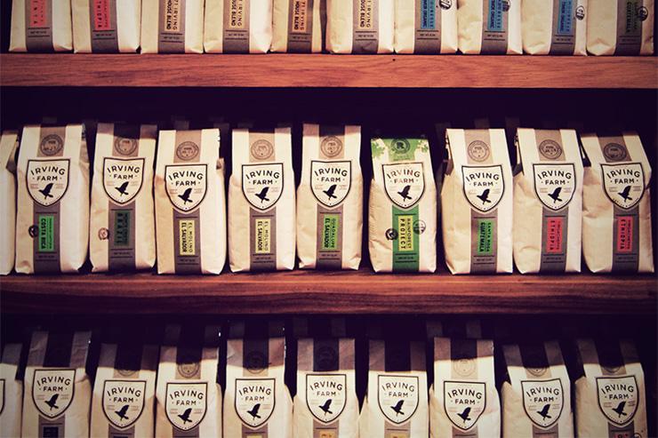 Irving Farm Coffee Roasters - Orchard St - Café à emporter