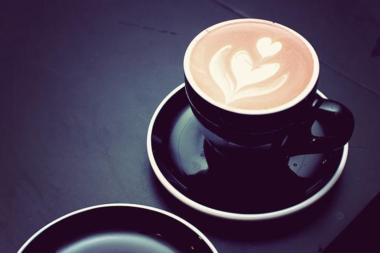 Irving Farm Coffee Roasters - Orchard St - Latte Art