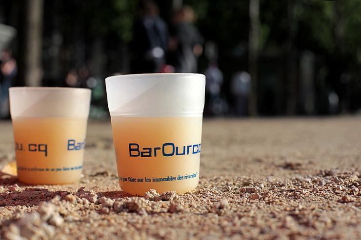 Bières à emporter au Barourcq