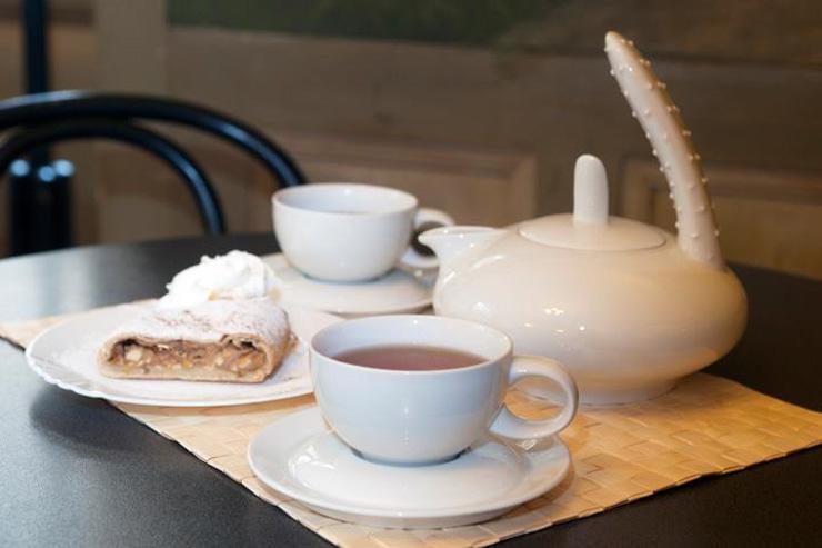 U Zeleného čaje - Service à thé