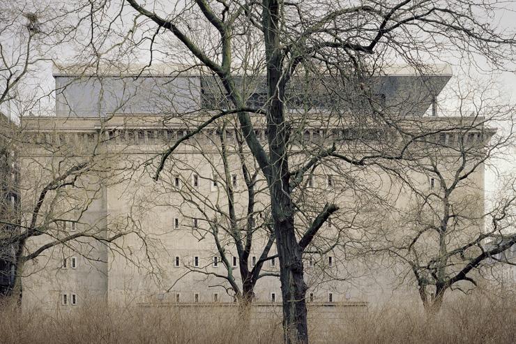 Sammlung Boros - Vue extérieure de l'ancien Bunker de Berlin