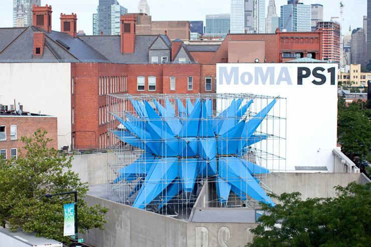 Le MoMA PS1 dans le Queens