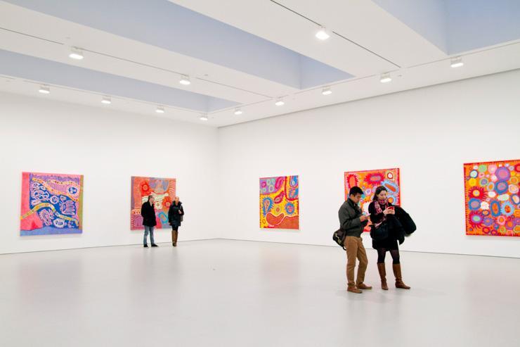 David Zwirner Gallery - Intérieur de la galerie de Chelsea