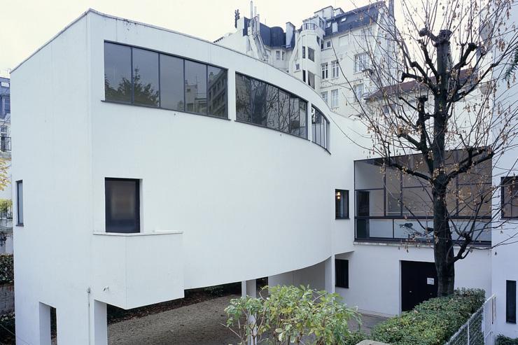Le Corbusier Paris, Maison La Roche