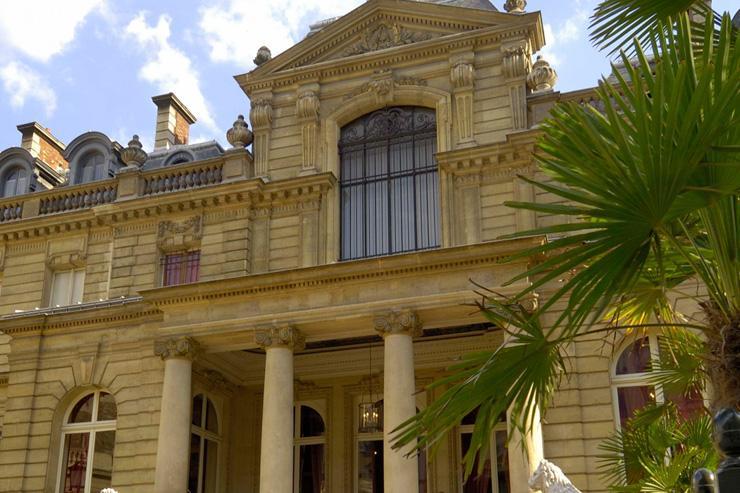 Façade du Musée Jacquemart-André