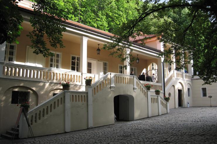 La Villa Bertramka