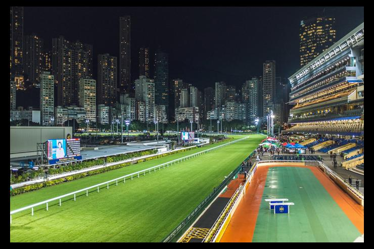 Happy Valley Racecourse - Courses hippiques à Hong Kong