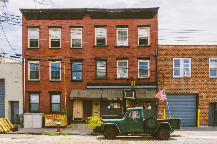 Bar dans le quartier de Red Hook