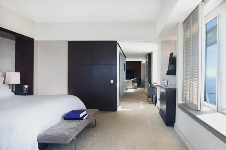 Hotel Arts - Chambre