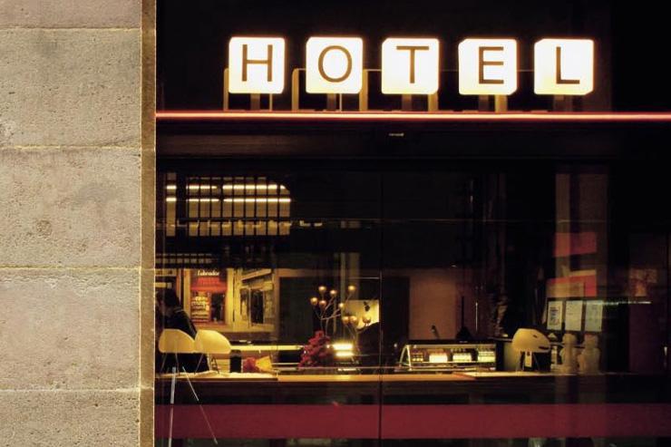 Casa Camper Hotel Barcelona - Réception