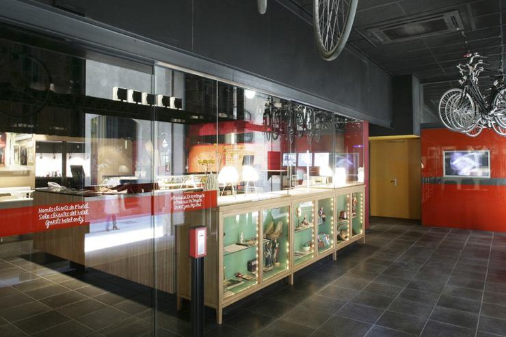 Casa Camper Hotel Barcelona - Lobby