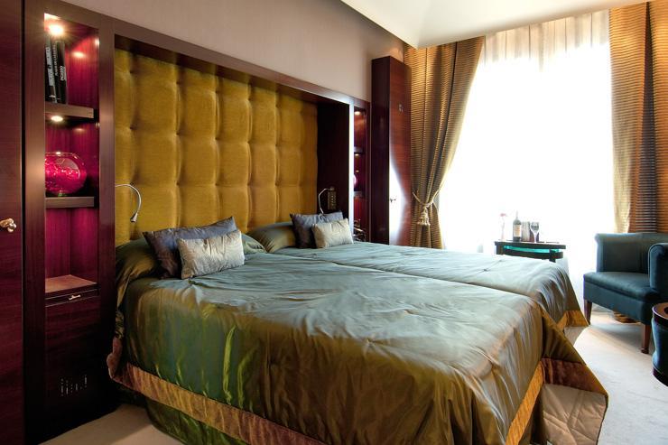Hotel Casa Fuster - Chambre