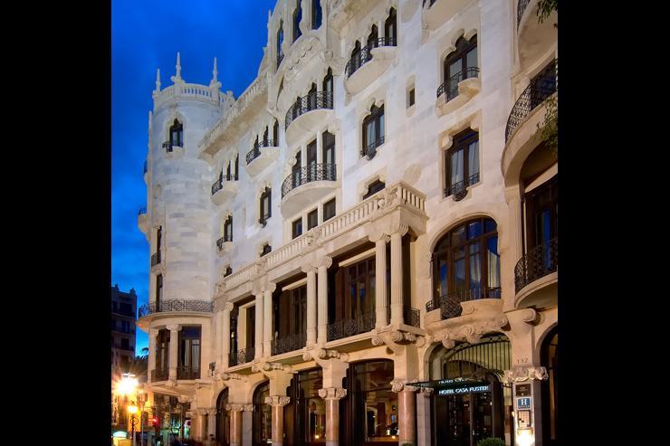Hotel Casa Fuster - Extérieur de l'hôtel