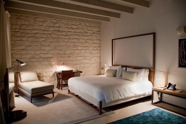 Mercer Hotel Barcelona - Chambre