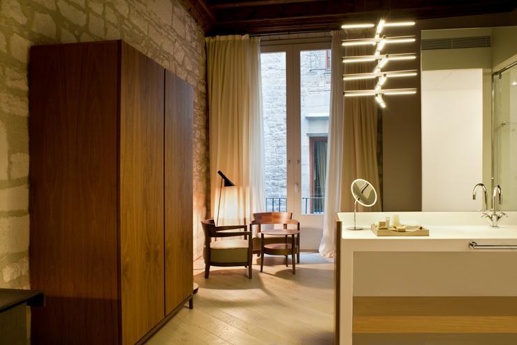 Mercer Hotel Barcelona - Salle de bain