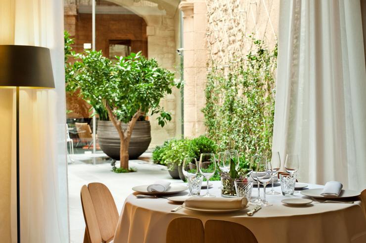 Mercer Hotel Barcelona - Restaurant