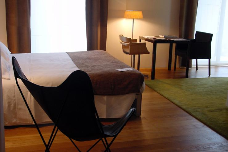Hotel Omm - Chambre