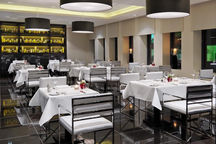 H10 Berlin Ku'Damm - Restaurant