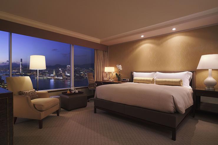 Conrad Hong Kong - Chambre avec vue