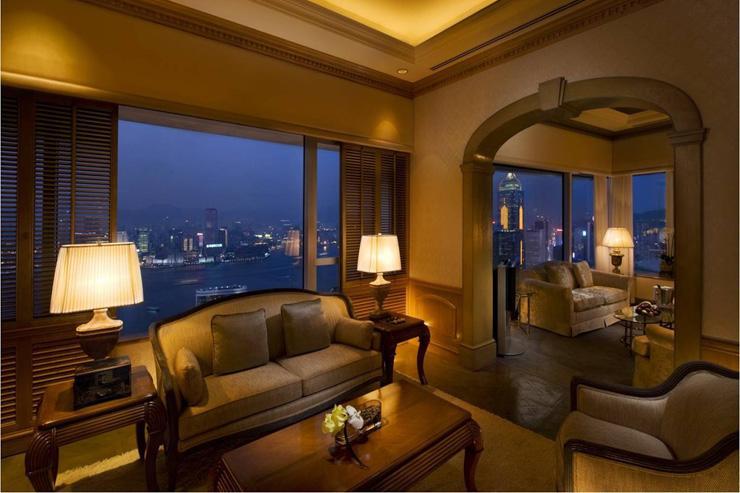 Conrad Hong Kong - Suite