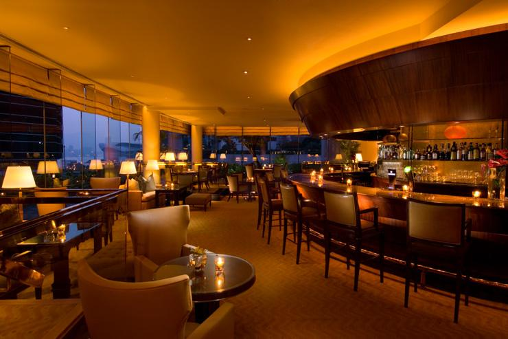 Conrad Hong Kong - Bar