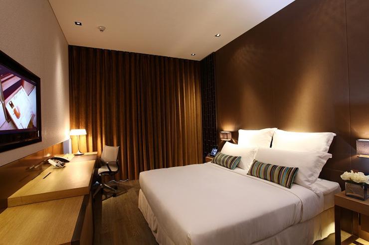 L'Hotel Elan - Chambre